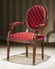 Italian Classic Style Arm Chair Louis XVI INLV721 (Set of 2)