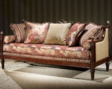 Infinity Furniture Italian Style Sofa Louis XVI INLV691-3