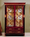 Infinity Furniture Two-Door Display Cabinet Gigasso INGI-85202