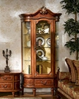 Infinity Furniture One-Door Display Cabinet Louis XVI INLV751-1
