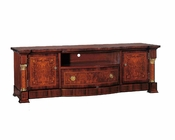 Infinity Furniture Tradition Style TV Console Orpheus INOP-652