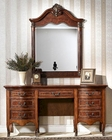 Infinity Furniture Vanity w/ Mirrow Louis XVI INLV852-802V