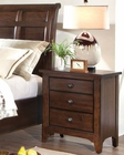 Intercon 3 Drawer Night Stand Jackson INJK5003