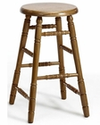 Intercon Backless Back Barstool Classic Oak INCOBS1430 (Set of 2)