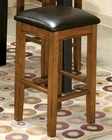 Intercon Backless Counter Stool Siena INSNBS35L (Set of 2)
