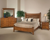 Intercon Bedroom Set Pasadena Revival INPR5450SET
