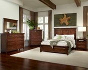 Intercon Bedroom Set Star Valley INSR-BR-6260SET