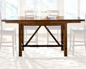 Intercon Counter Height Dining Table Santa Clara INST3884GTAB