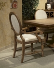 Intercon Dining Arm Chair w/ Cushion INRH-CH-680CA-BAL (Set of 2)