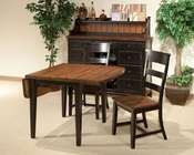 Intercon Dining Room Set Winchester IN-WN-TA-3650D-BHN-C-SET