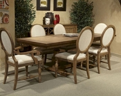 Intercon Dining Set Rhone INRH-TA-4084-BAL-SET