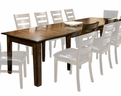 Intercon Dining Table Kona INKA4278BTAB