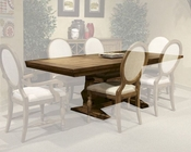 Intercon Dining Table Rhone INRH-TA-4084-BAL