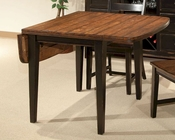 Intercon Drop Leaf Dining Table Winchester IN-WN-TA-3650D-BHN-C