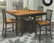 Intercon Gathering Dining Set Arlington INAR5454GISET
