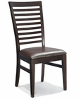 Intercon Ladder Back Side Chair Kashi INKICH989C (Set of 2)