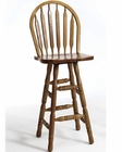 Intercon Large Arrow Back Barstool Classic Oak INCOBS274730(Set of 2)