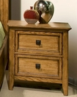 Intercon Night Stand Alta IN-AL-BR-5302-BAS-C