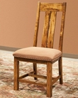 Intercon Slat Back Side Chair Timberline IN-TL-CH-825C-SAD (Set of 2)