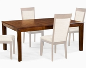 Intercon Solid Hardwood Dining Table Wellesley  INWL4272TAB