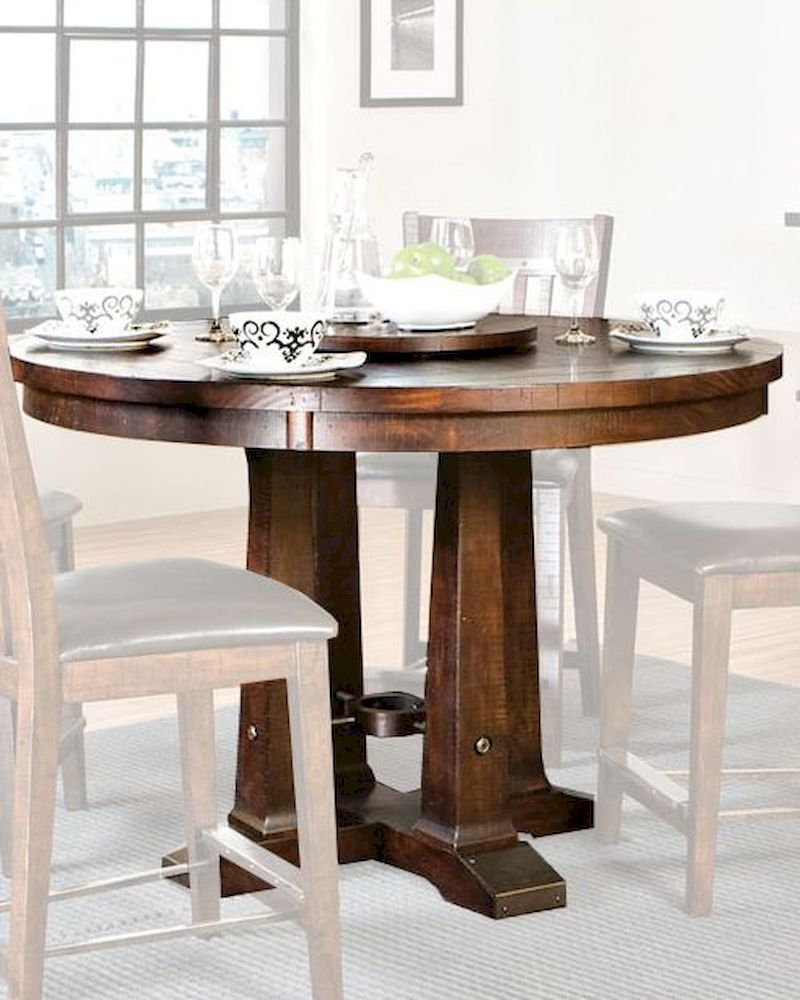 Intercon Solid Pine Counter Height Dining Table Hayden INHY5454GTAB