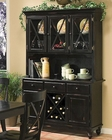 Intercon Solid Wood Buffet and Hutch Roanoke INRN5379