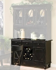 Intercon Solid Wood Buffet Roanoke INRN5379B