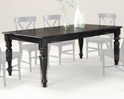 Intercon Solid Wood Dining Table Roanoke INRN4478TAB
