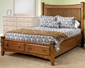 Intercon Storage Bed Pasadena Revival INPR5450ST