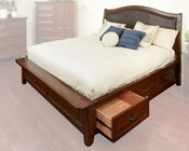 Intercon Storage Bed Star Valley INSR-BR-6230BED