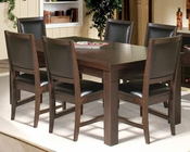 Intercon Urban Loft Solid Hardwood Dining Set INUL4296BSET