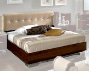 Italian Bed Matrix Contemporary Style 33140MT