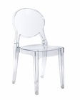 Italian Igloo Side Chair by Euro Style EU-2357 (Set of 4)