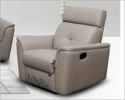 Italian Leather Chair in Modern Style ESF8501C