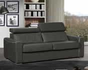 Italian Leather Pontiac Sofa ESFPOS