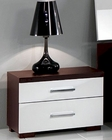 Italian Modern Two Tone Night Stand 33B223