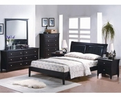 J&M Bedroom Set Expresso JM-SKU17518SET
