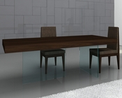 J&M Dining Table Float JM-SKU17699TBL