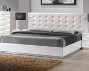 J&M Full/Queen/King Platform Bed Verona JM-SKU17688BED