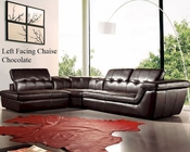 J&M Italian Leather Sectional 397 JM-SKU17544291