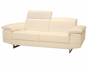 J&M Italian Leather Sofa 2071 JM-SKU1754430SOF