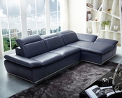 J&M Premium Modern Leather Sectional 1799 JM-SKU178681