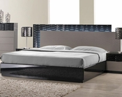 J&M Queen/King Platform Bed Roma JM-SKU17777BED