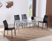 J&M T058 Dining Set JM-SKU17768SET