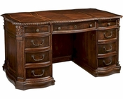 Junior Executive Desk Old World by Hekman HE-79170