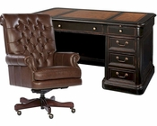 Junior Executive Office Set Louis Phillippe by Hekman HE-79150-SET