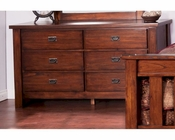 Kodiak Dresser by Sunny Designs SU-2365DT-D