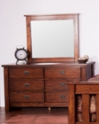 Kodiak Dresser w/ Mirror by Sunny Designs SU-2365DT-DM