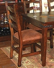 Ladderback Dining Side Chair SU-1440DC (Set of 2)