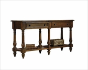 Large Console Table Tuscan Estates by Hekman HE-72315